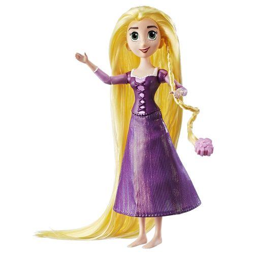 Enredados Muñeca Rapunzel