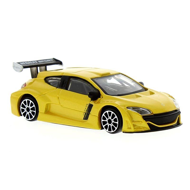 Coche-Miniatura-Street-Fire-Renault-Megane-a-Escala-1-43