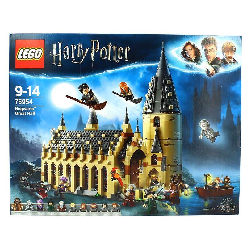 Lego-Harry-Potter-Comedor-de-Hogwarts