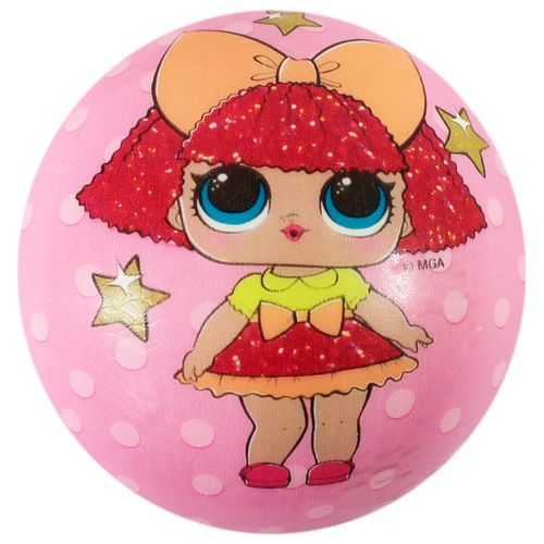 LOL Surprise Bola Squeeze Glitter Queen 10 cm