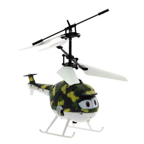Mini Helicóptero RC Volador
