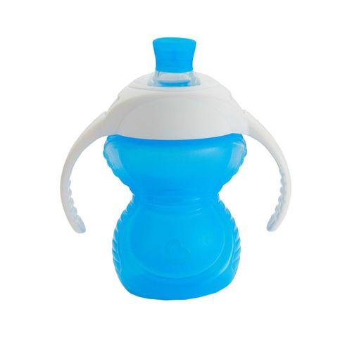 Taza con asas soft 240ml +6m azul