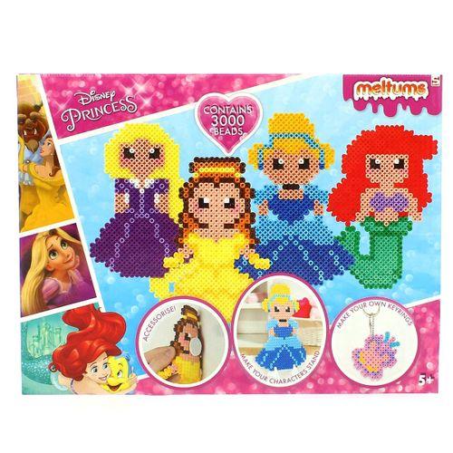 Princesas Disney Perlas para Planchar