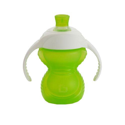 Taza con asas soft 240ml +6m Verde