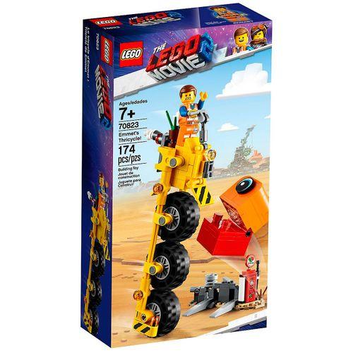Lego Película 2 Triciclo de Emmet