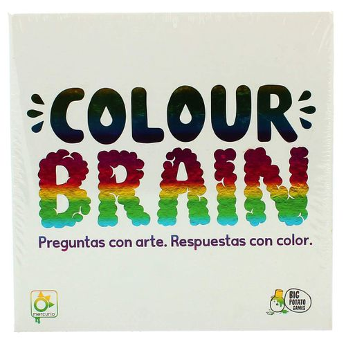 Juego colour Brain