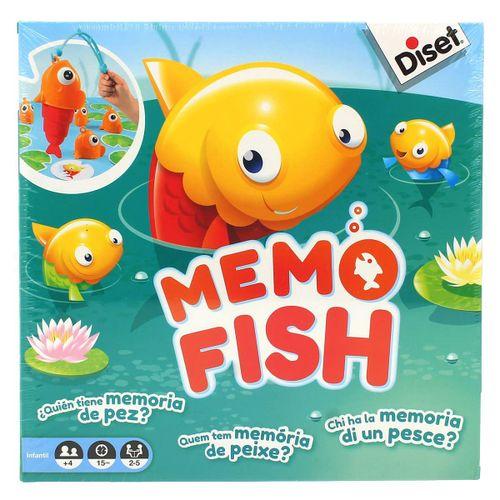 Juego Memo Fish