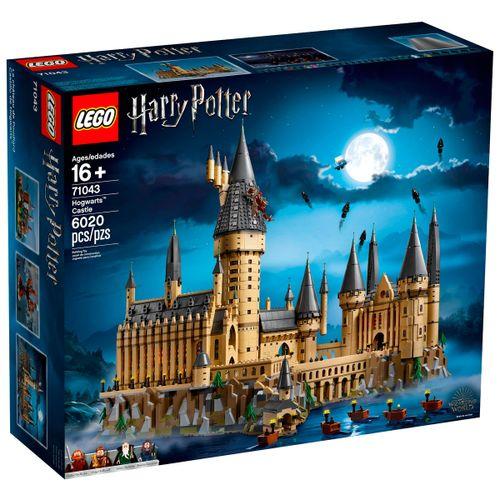 Lego Harry Potter Castillo de Hogwarts