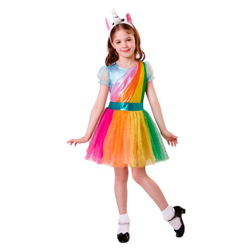 Disfraz Unicornio de Colores