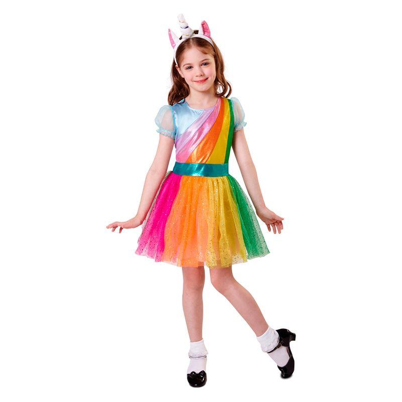 Disfraz-Unicornio-de-Colores