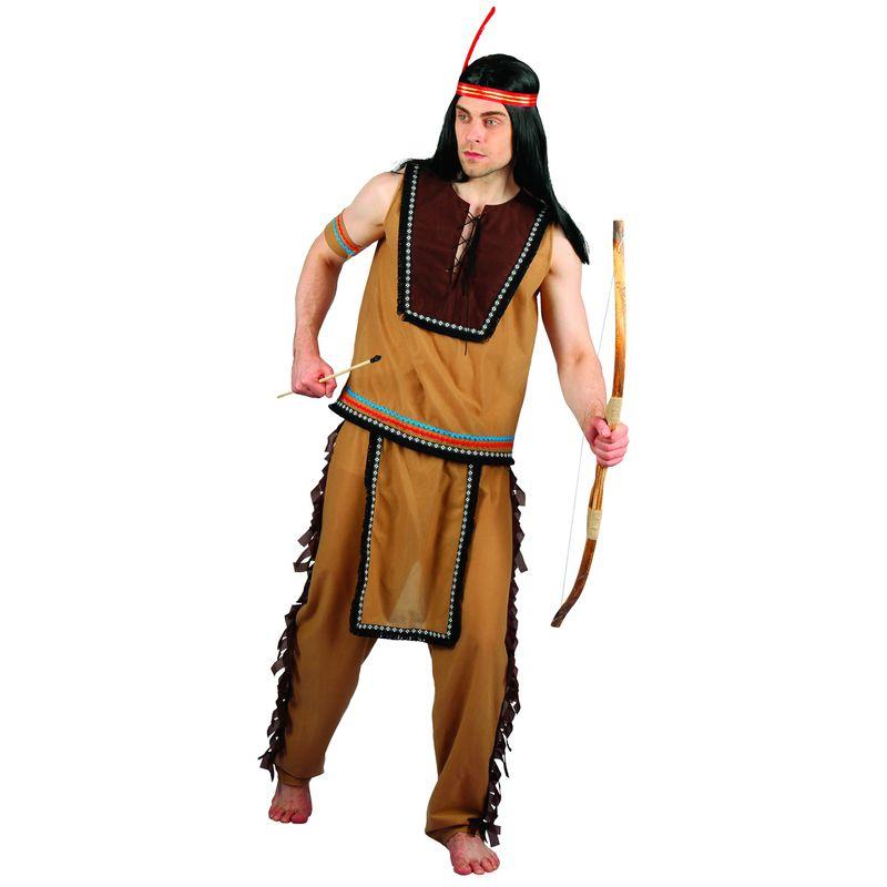 Disfraz-Indio-Hombre