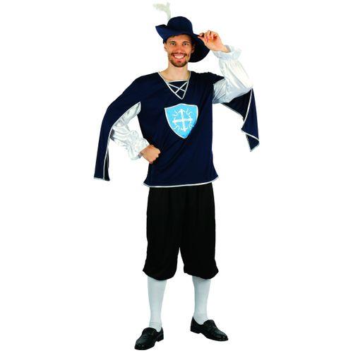 Disfraz Mosquetero Adulto
