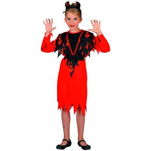 Disfraz Demonia Niña