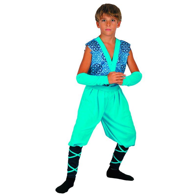 Disfraz-Ninja-Azul