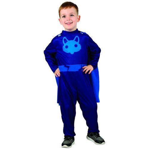 Disfraz Héroe Azul