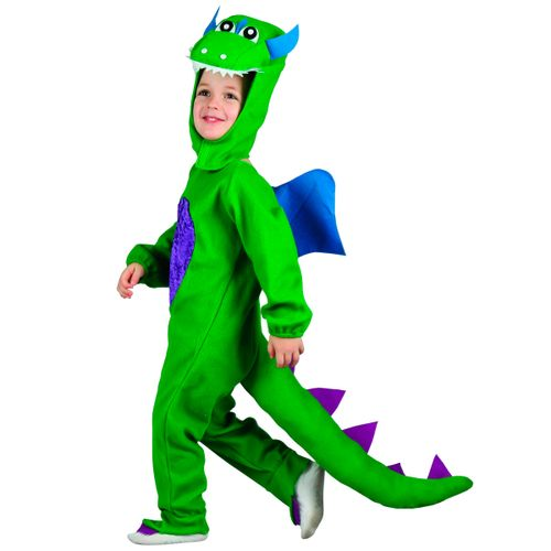 Disfraz Dinosaurio Verde