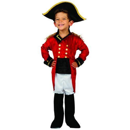 Disfraz Napoleón Niño