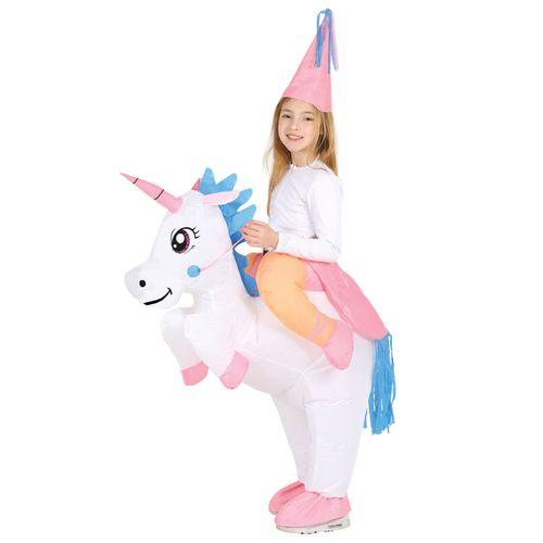 Disfraz Unicornio Hinchable