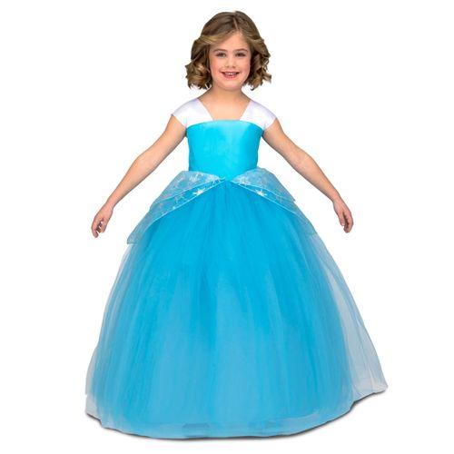 Disfraz Princesa Tutu Azul