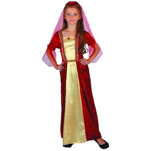 Disfraz Julieta Niña