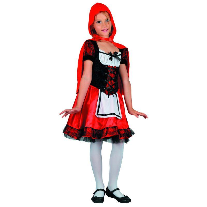 Disfraz-Capucha-Roja-Niña