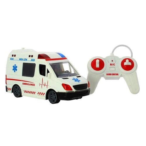 Ambulancia RC