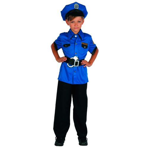 Disfraz Policía Niño