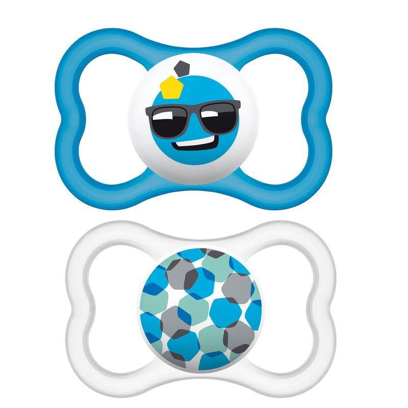 Pack-2-Chupetes-Air-Silicona--16-Meses-Azul