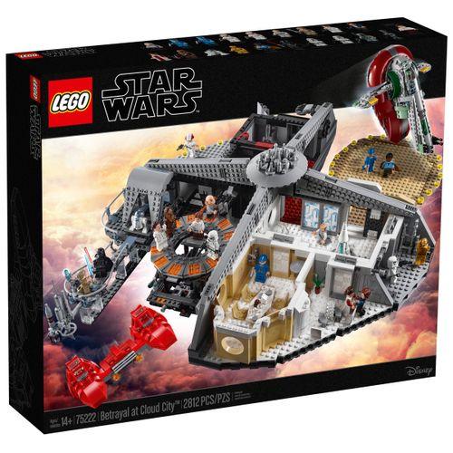 Lego Star Wars Traición en Ciudad Nube