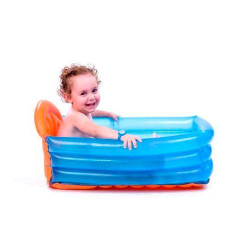 Bañera hinchable para bebé