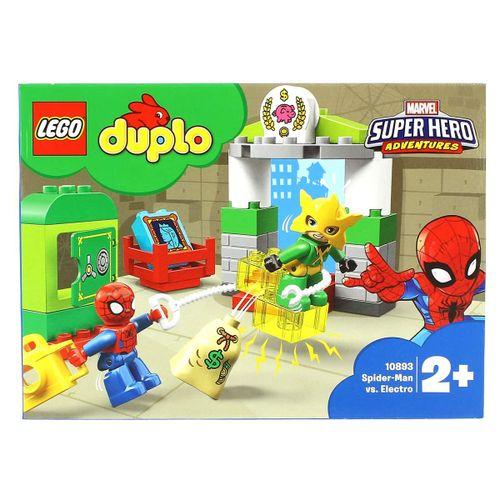 Lego Duplo Marvel Super Hero Spiderman vs Electro
