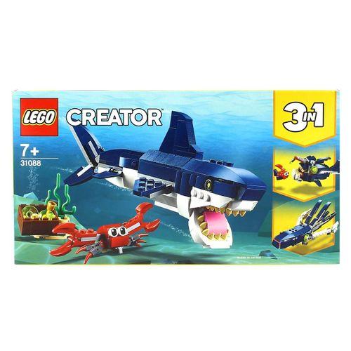 Lego Creator Criaturas de Fondo Marino