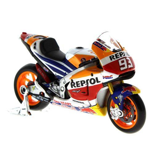 Moto Honda Repsol RC213V '14 D.Pedrosa/M.Marquez 1:18