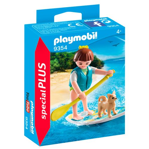 Playmobil Special Plus Paddle Surf