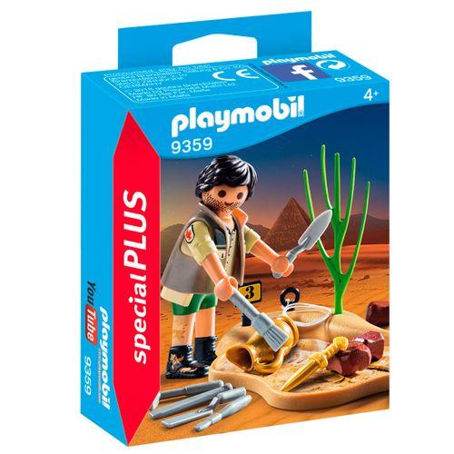 Playmobil Special Plus Excavación Arqueológica