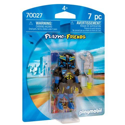 Playmobil Playmo-Friends Agente Espacial