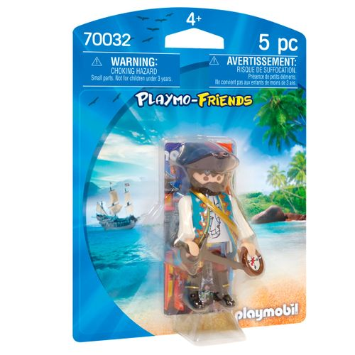 Playmobil Playmo-Friends Pirata