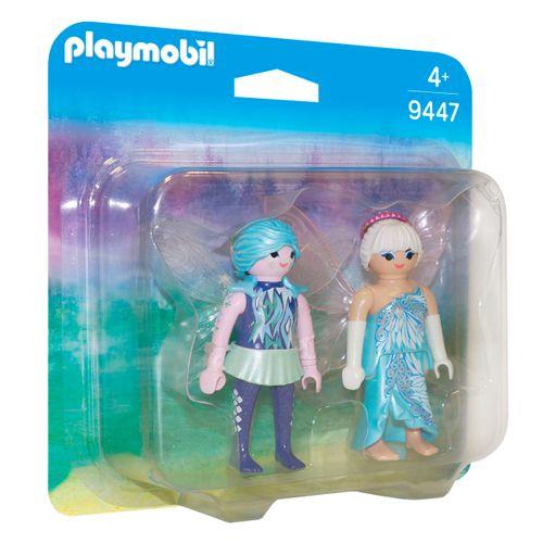 Playmobil Pack Hadas de Invierno