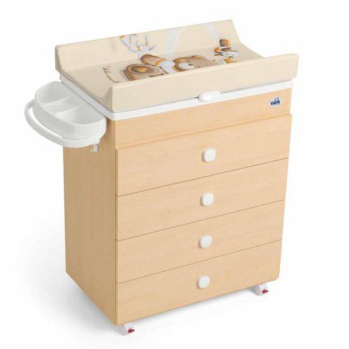 Mueble Bañera Asia Natural Orso