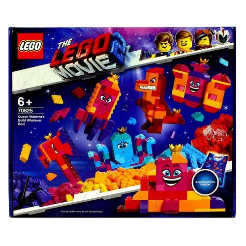 Lego la Película 2 Caja Construye lo que Sea