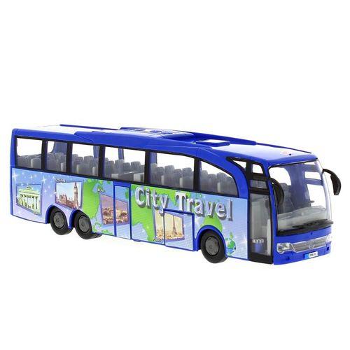 Autobús Turístico Azul