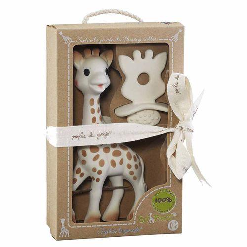 Set de Mordedor Hevea + Sophie La Girafe