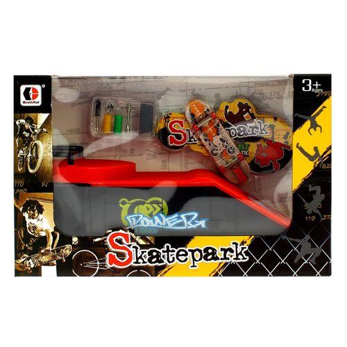 Skate Park Pequeño Rampa Power Board
