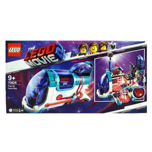 Lego la Película 2 Fiestabús Pop-Up