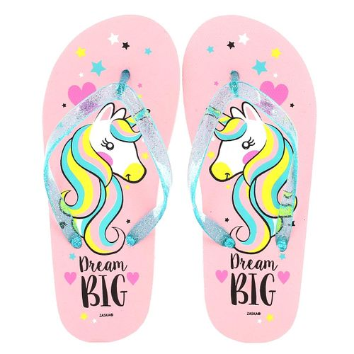 Chanclas Unicornio Dream Big