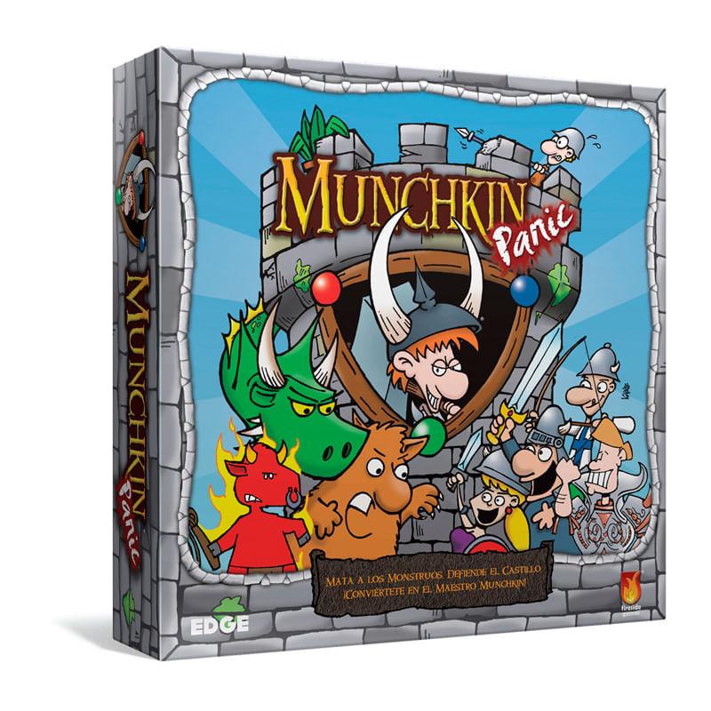 Munchkin-Panic