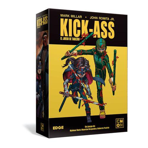Kick-Ass; el juego de tablero