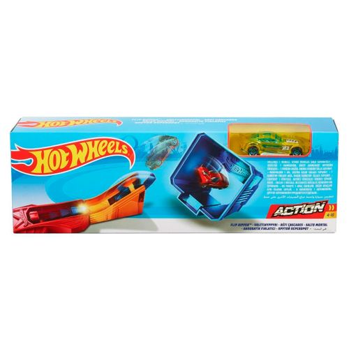 Hot Wheels Pista Salto Mortal