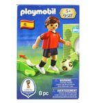 Playmobil-Jugador-Futbol-Seleccion-Española
