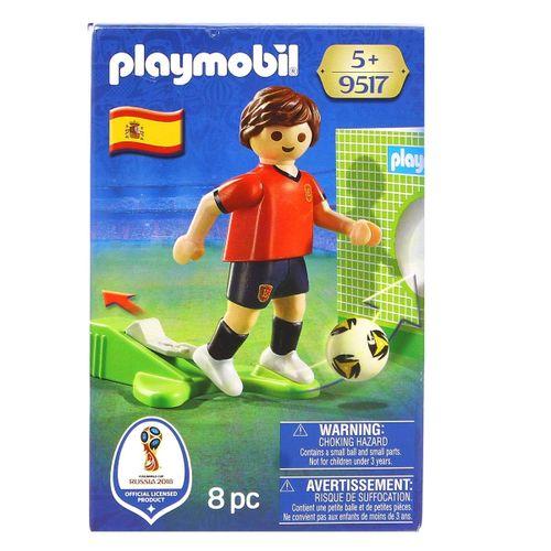 Playmobil Jugador Fútbol Selección Española